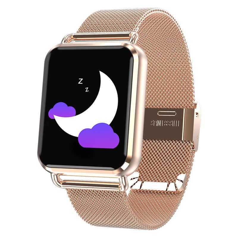 Smart Watch Men Heart Rate Monitor Watch Bluetooth Passometer Watch Sleep Tracker Wristband for Xiaomi Huawei Phone