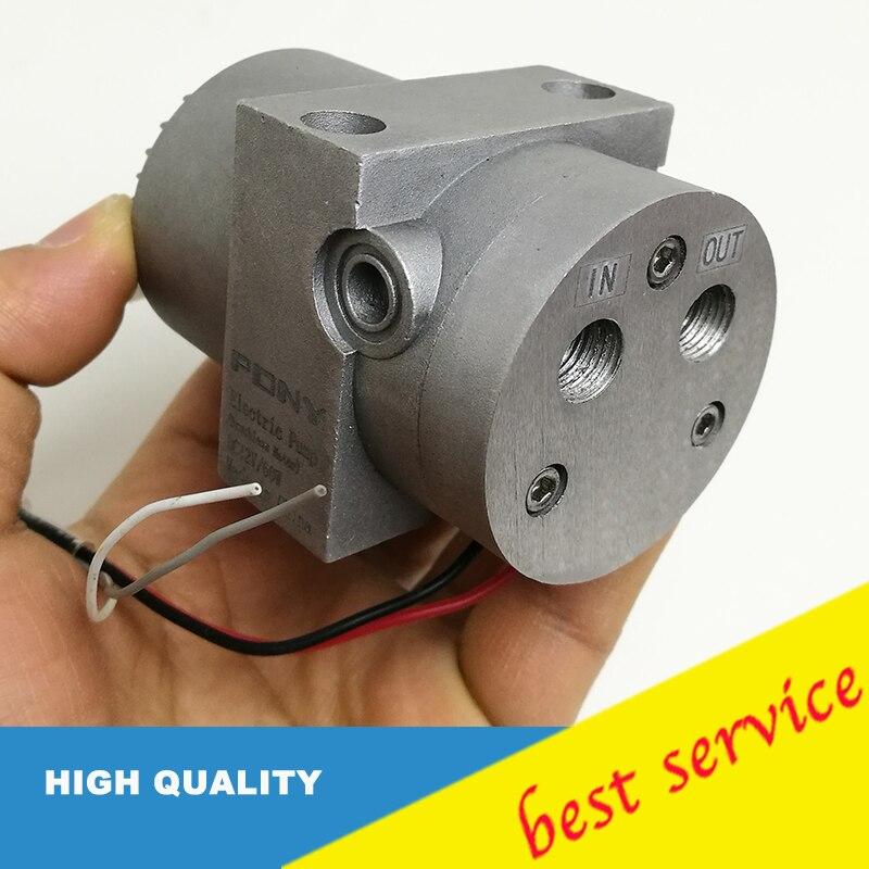Pompe à engrenages électrique de pompe à huile sans brosse de 26 w DC12V