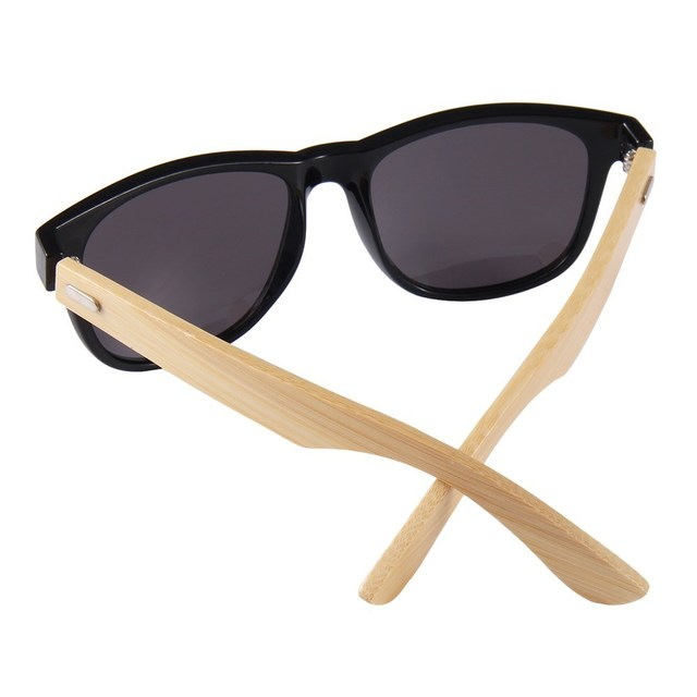 Bamboo Sunglasses Travel Goggles Vintage Wooden Leg Eyeglasses Fashion Brand Design 4