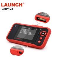 Launch CRP123 Auto Code Reader Update Online LAUNCH X431 Creader CRP 123 ABS, SRS, transmissie en Motor Auto Scan Tool