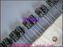 50pcs ELNA Original RA2 Black Gold  electrolytic capacitor 35v10uf 5x7mm free shipping