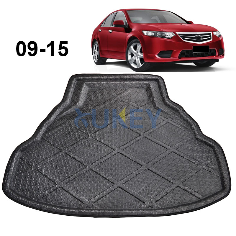 Rear Trunk Cargo Boot Liner Mat Floor Tray Carpet For