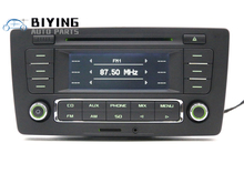 Use for Skoda PQ Octavia Yeti Radio Stereo RCN210 MP3 AUX CD Player