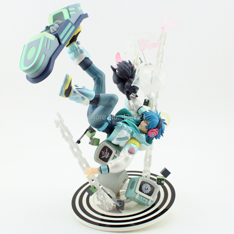ФОТО Hot Nitro+ Chiral BL Game Anime Dramatical Murder DMMD Seragaki Aoba + Ren Cool 1:7 Scale Max Factory Figure Toys