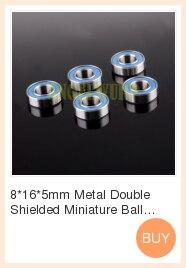 MR85ZZ Traxxas 5114 Traxxas 2728 Traxxas 4606 5x8x2.5 5*8*2.5 Ball Bearing 5PCS