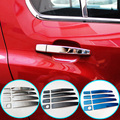 FIT FOR VAUXHALL OPEL ASTRA J H MOKKA ANTARA INSIGNIA ZAFIRA BCORSA DOOR HANDLE COVER TRIM MOLDING STYLING STAINLESS PROTECTOR