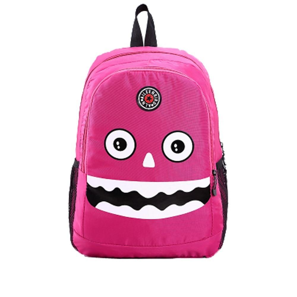Bags for school on sale - Online Shop Hot Sale New Cute Strange Tooth Face Bag Children School Bags Kids Backpack Gift For Children Mochila Infantil Aliexpress Mobile