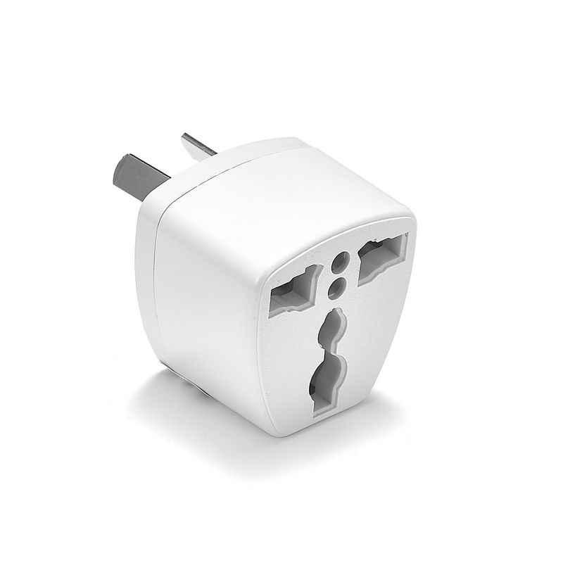 DelightFire uniwersalny zasilacz AC adapter podróży 2 pin usa wielka brytania ue AU Australia konwerter adaptera wtyczki gniazdo elektryczne