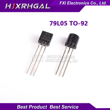 20PCS 79L05 ws79L05 TO-92 5V 100mA voltage regulat new original