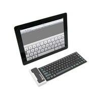 High Quality Roll Waterproof Foldable Flexible Wireless Bluetooth Keyboard For Apple IPad Air IPad Mini Free