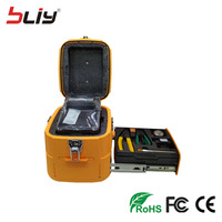 FTTH fiber optic Ai 7 fusion splicer fibra optic SWITCH ftth fusionadora fibra optica soudeuse fibre optic splicing machine