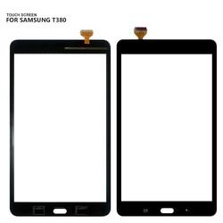 """8 """"dla Samsung Galaxy Tab A 8.0 2017 SM T380 T380 T385 ekran dotykowy Digitizer z bezpłatnych narzędzi w w Ekrany LCD i panele do tabletów od Komputer i biuro na"""