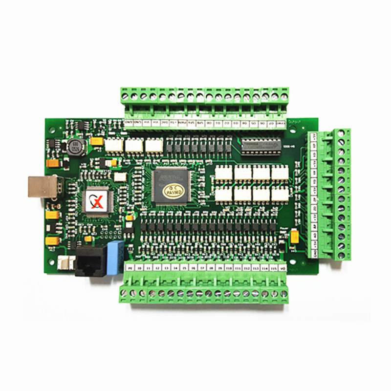 New MACH3 3axis 4axis CNC USB motion card engraving machine control interface card Wood router high speed tool richauto a18 dsp 4 axis linkage motion control system for cnc router machine