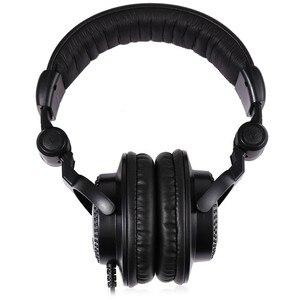 Image 4 - Brand new original ISK HP 960B Over ear Professional Headphone 3.5mm Studio Monitor Dynamic Stereo DJ HD Headsets music Earphone