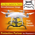 Sunnylife Awesome Protection Partner of Heightened Landing Gear Stabilizer + Camera Gimbal Protective Guard for DJI Phantom 4