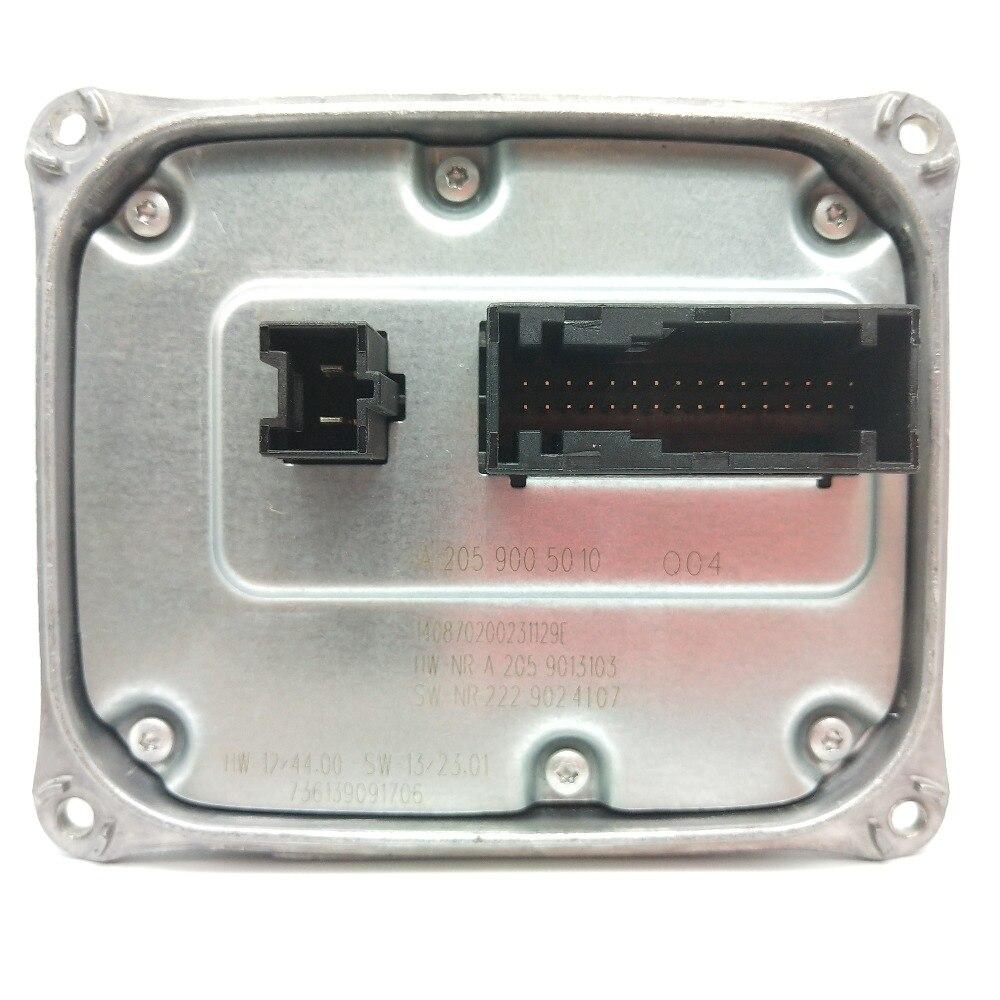 1pcs OEM new LED ballast unit control A205 900 50 10 for MERCEDES BENZ W205 C