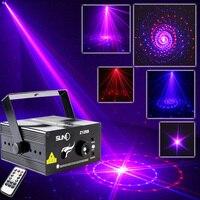 Mini Illuminazione Della Fase Remote 12 Patterns Proiettore laser Della Discoteca del DJ Luci Laser Per La Vendita