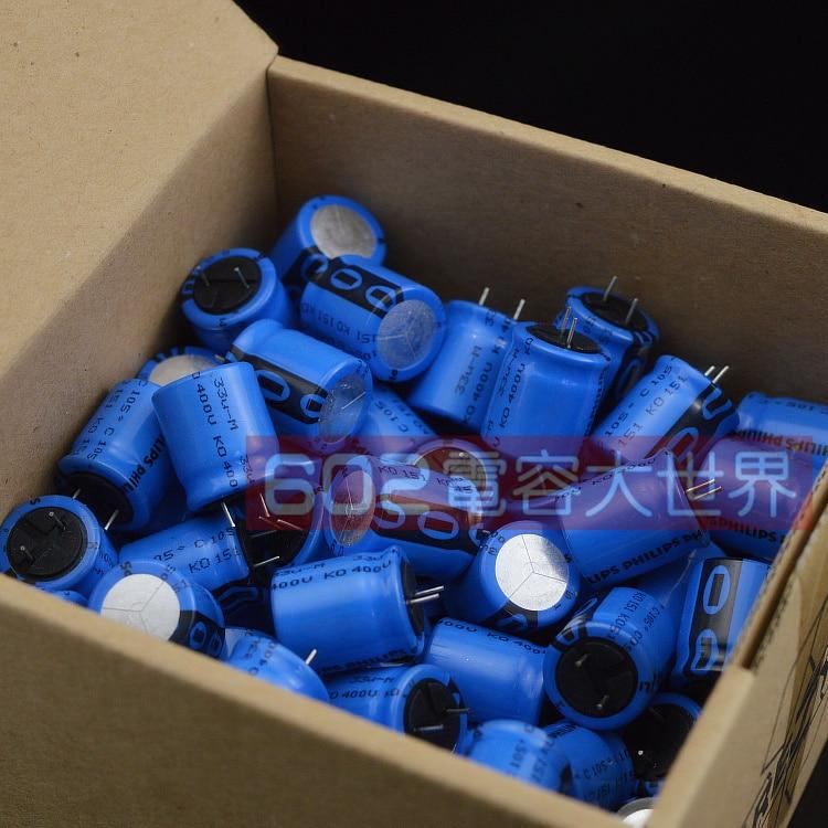 2019 hot sale 10pcs/30pcs Holland BC Electrolytic capacitor A720 KO150 400V33uF 33uF400V for Capacitor 18*20 free shipping|Capacitors|   - AliExpress