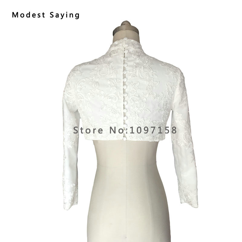 Detail Feedback Questions about Real White Elegant High Neck Lace ... ca50981b5670