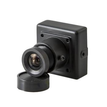 color SONY CCD 700TVL Hi-res Mini Square mini Camera 850nm 2.5mm lens Camera Nextchip DSP fisheye lens micro ccd camera mini car camera