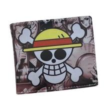 One Piece Luffy Pirate Wallet
