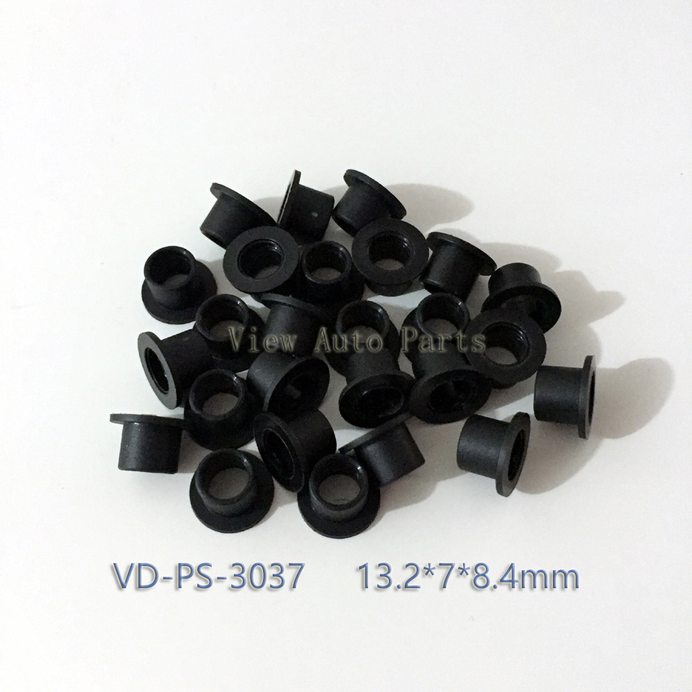 500pcs Fuel injector Plastic Part Pintle Cap Top Quality Fuel Injector Repair Service Kit VD PS