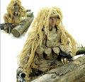 Nuevo Diseño 1/6 la Figura de Acción Soldado Francotirador Militar de Plástico Juguetes, 12 Pulgadas Colección de Soldados De Juguete Conjunto de Juguete para Niños envío Gratis