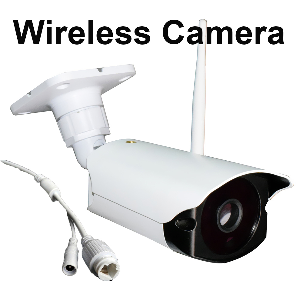 Image 5 - YUCHENG Wireless WiFi Outdoor 1920*1080P 2.0MP IP Camera SD Card Slot ONVIF CAMHI 2 Way Audio Recording SD Card Slot-in Surveillance Cameras from Security & Protection