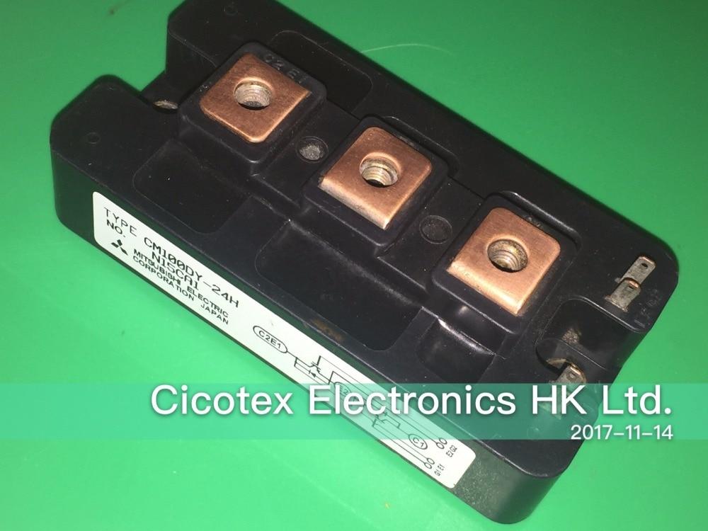 CM100DY-24H 100DY-24 Module IGBT MOD DUAL 1200V 100A H SERCM100DY-24H 100DY-24 Module IGBT MOD DUAL 1200V 100A H SER