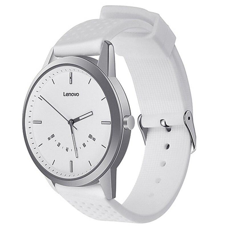 Original Lenovo Watch 9 smart Watch 5ATM waterproof Intelligent alignment time movement step gauge phone calls reminding