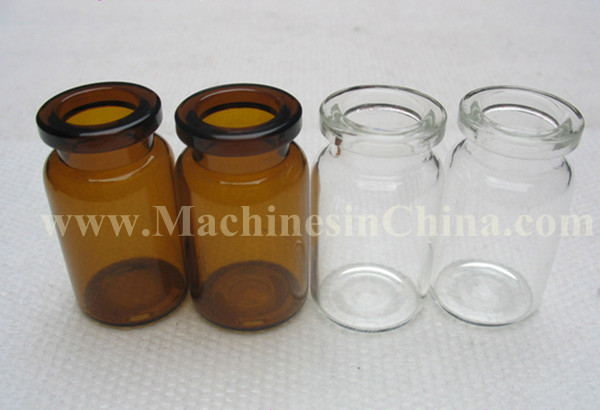 100pcs 7ml Vials Of Sterile Powder Vial