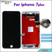 5PCS 100 Check Test AAA For IPhone 7 Plus LCD Touch Screen Display Digitizer Assembly Replacement