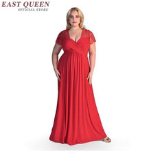 Large size women cloting plus size dresses for women 4xl 5xl 6xl women large size dress short sleeve DD056 C(China)