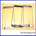 Оригинальный Новый Мобильный Телефон Сенсорная Панель Для Samsung Galaxy S7 Edge Touch Screen Дигитайзер Датчик Стекло, серебро/Золото/Черный