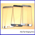 Original New Mobile Phone Touch Panel For Samsung Galaxy S7 Edge Touch Screen Digitizer Sensor Glass, Silver/Gold/Black