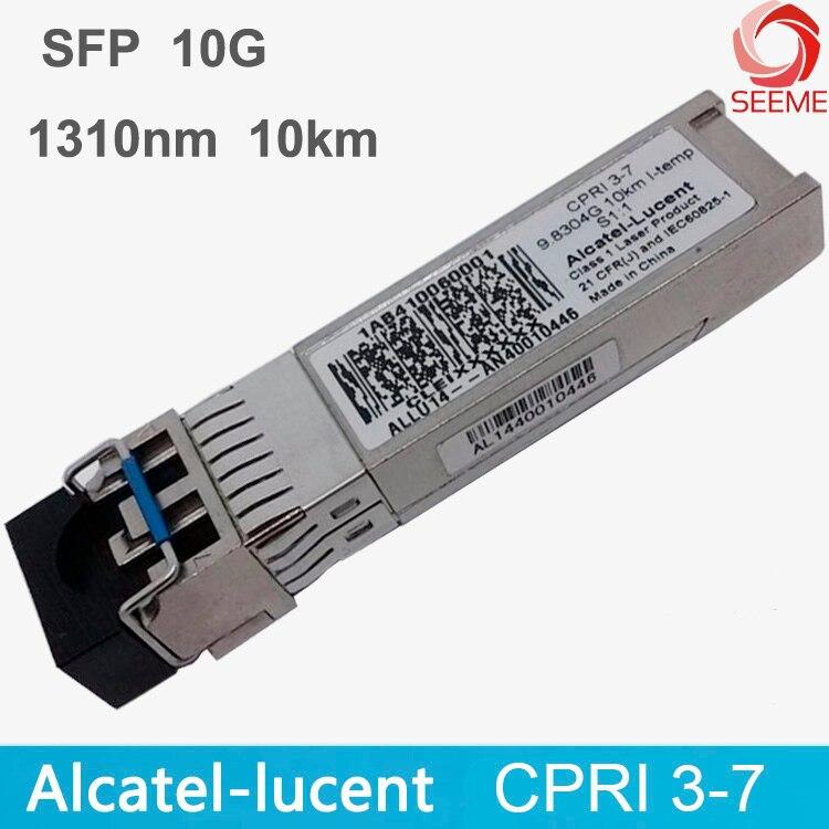 Alcatel Lucent CPRI 3-7 9.8304G 4 KM I-Tenp S1: 1Alcatel Lucent CPRI 3-7 9.8304G 4 KM I-Tenp S1: 1