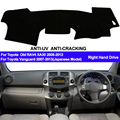 TAIJS крышка приборной панели автомобиля Dash коврик для Toyota RAV4 Vanguard XA30 2006 2007 2008 2009 2010-2012 DashMat Pad Dash Board Cover
