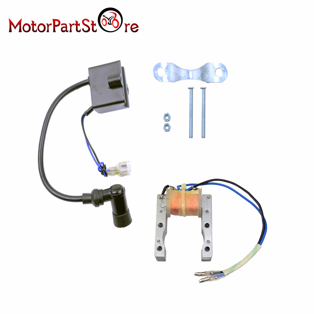 Replacement Cdi Ignition Coil  U0026 Magneto Stator For 50cc