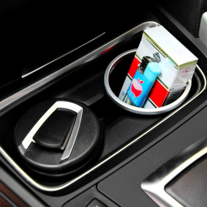 New Portable Car Auto Ashtray For Honda CR-V XR-V Accord Odeysey Crosstour FIT Jazz City Civic JADE Mobilio