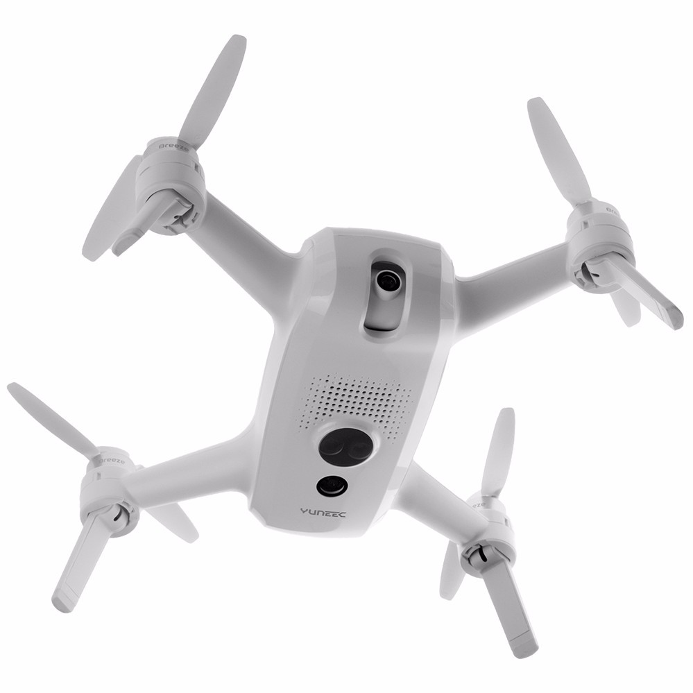New Arrival Yuneec Breeze Selfie Drone WIFI FPV With 4K HD Camera APP Control GPS Follow Me RC Quacopter PK DJI Mavic