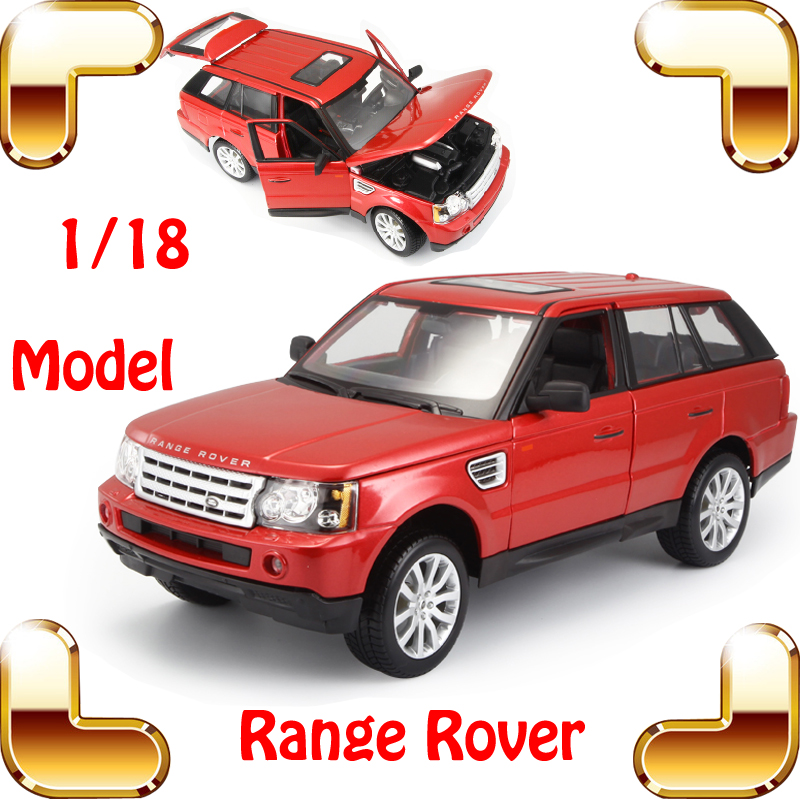 Hotsale Gift RR 1/18 Super Big Metal Model SUV Car Collection For Decoration Toy Real Jeep Design Alloy Huge Vehicle Scale 1 18 all new jeep wrangler willys 2017 cabrio off road vehicle suv alloy toy car