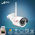 Anran 720 p câmera de segurança de vídeo vigilância cctv sem fio wifi ip network camera hd outdoor onvif h.264 visão nocturna do ir