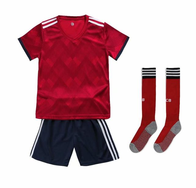 c767f44148e Soccer Uniforms blank Customize Football Jerseys Soccer Kit Youth ...