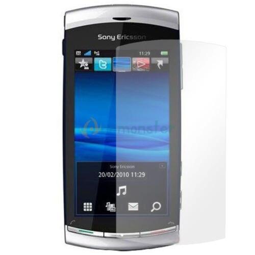 5 pcs clear lcd screen protector guard for sony ericsson vivaz u5 rh aliexpress com Specs Sony Ericsson Vivaz 8MP Sony Ericsson Vivaz