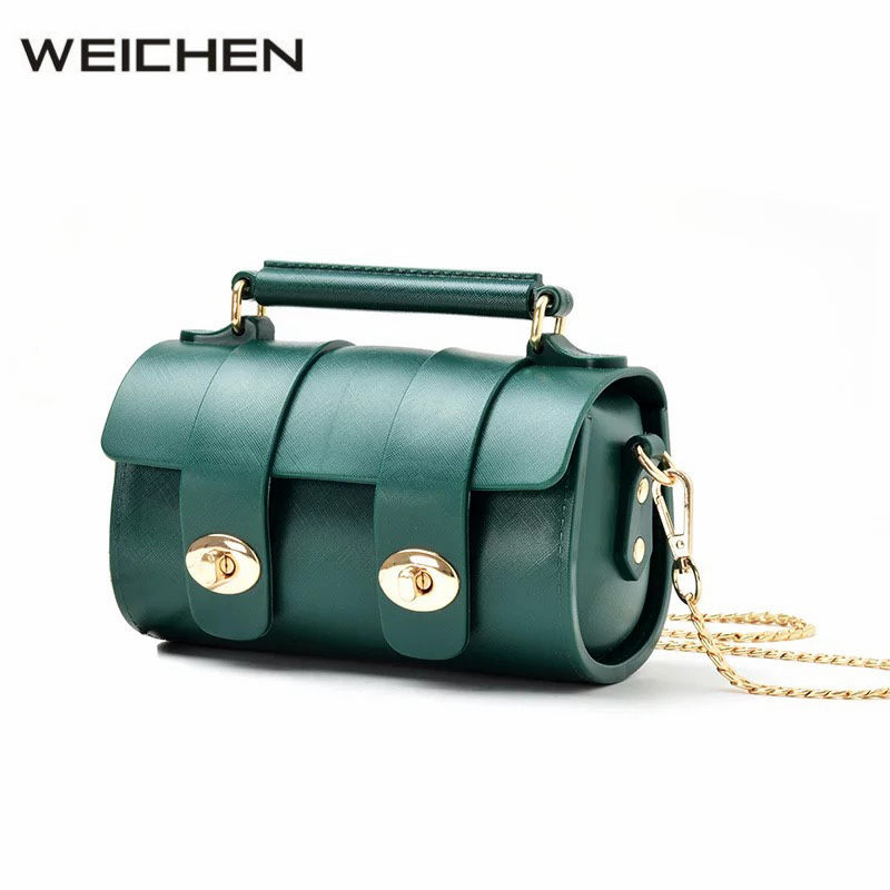 2018 Retro Cylindric Boston Girl Shoulder Bags Candy Women Handbags Womens Messenger Bags Mini Lolita Style Women Crossbody Bag