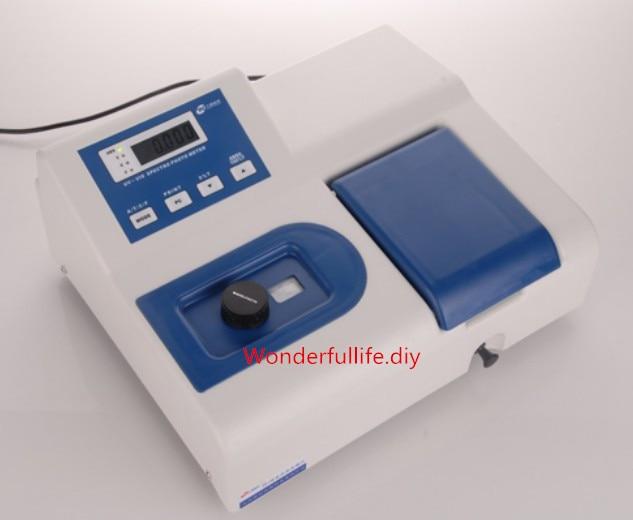 Klug Sichtbar Spektrometer Labor Spektralphotometer 220 V 320-1020 Nm 722n Knitterfestigkeit