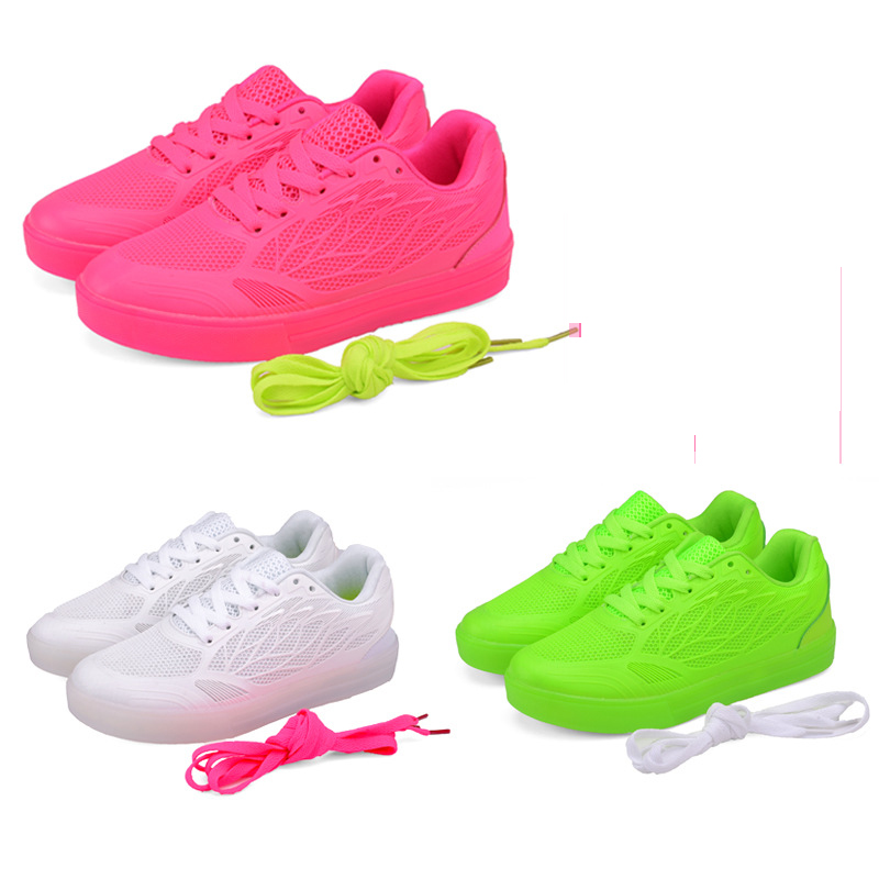 Led Sneakers Earth 2