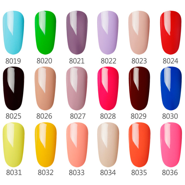 Nail Polish Set For Manicure