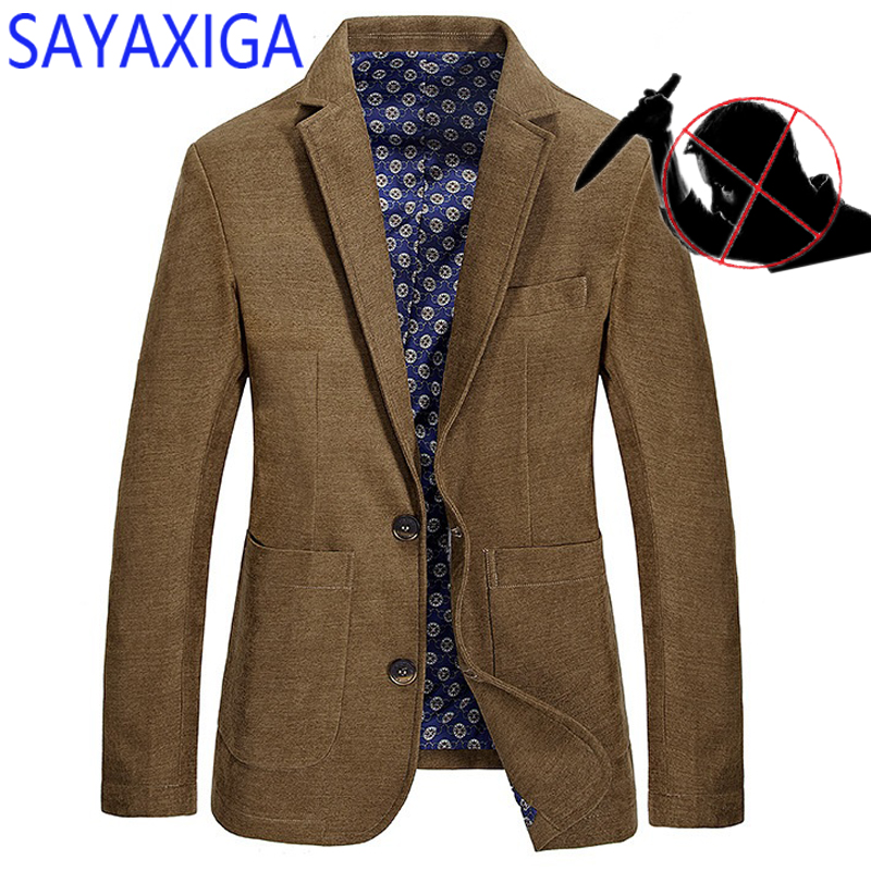 Back To Search Resultsmen's Clothing Suits Self Defense Tactical Gear Stealth Anti Cut Blazer Knife Cut Resistant Tuxedo Blaser Anti Stab Proof Clothing Cutfree Clothing