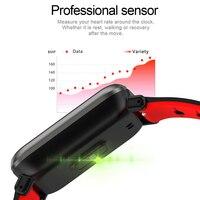 men waterproof New Smart Watch Waterproof Blood Pressure Measurement Smartwatch Men Bluetooth Fitness Tracker Women Watches For Android Phone (5)